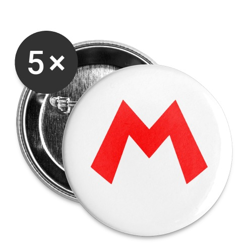 Mario Large Buttons - Large Buttons