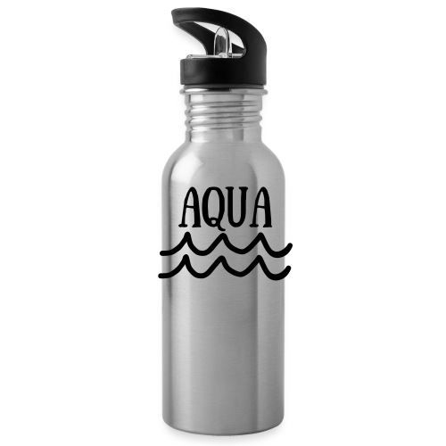 DRINK WATER BY AQUA - Water Bottle