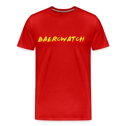 BAERCWATCH - Men's Premium T-Shirt