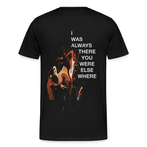 ELSEWHERE - Men's Premium T-Shirt