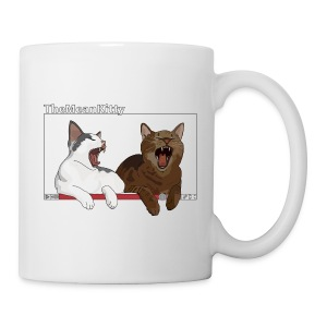 TheMeanKitty - Coffee/Tea Mug