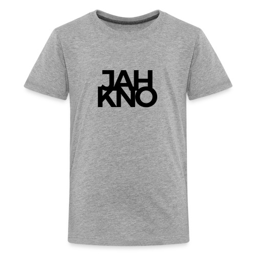 Kids Jahkno Stamp (Black) - Kids' Premium T-Shirt