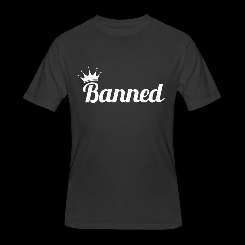 Royal Banned Men's T-Shirt - Men's 50/50 T-Shirt