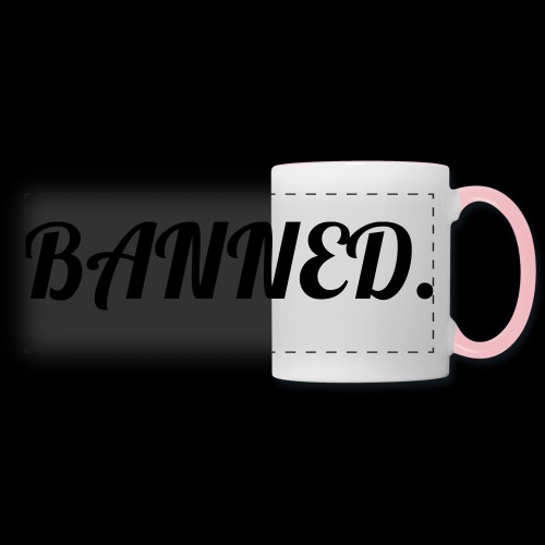 Banned Coffee Mug - Panoramic Mug