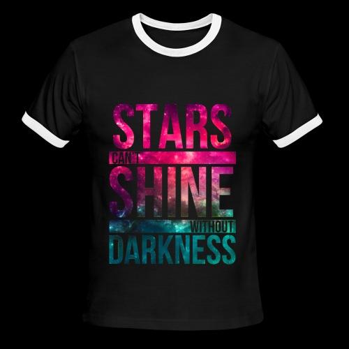 Stars Men's Shirt - Men's Ringer T-Shirt