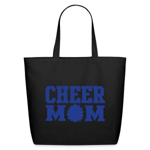 blue cheer mom tote - Eco-Friendly Cotton Tote