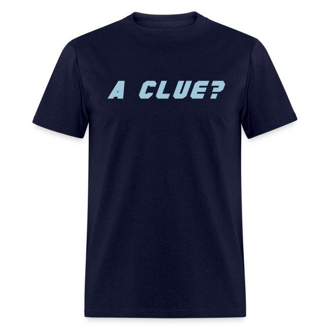 A CLUE?