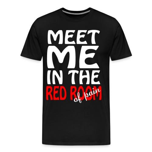 MeetMe Tee by DV - Men's Premium T-Shirt