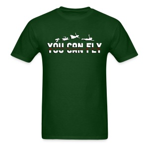 Men's You Can Fly - Men's T-Shirt