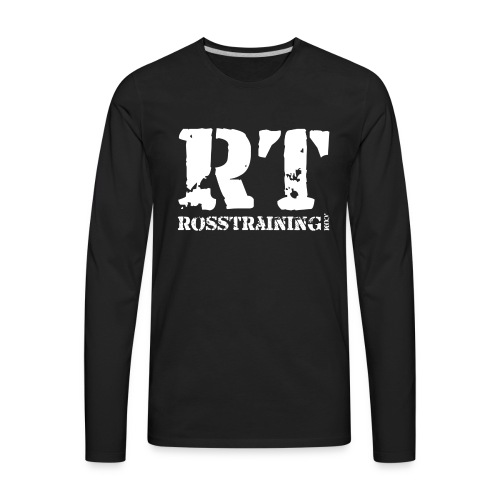 Men's Premium Long Sleeve - Men's Premium Long Sleeve T-Shirt