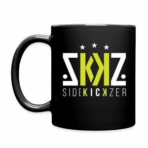 SKZ Black glass - Full Color Mug