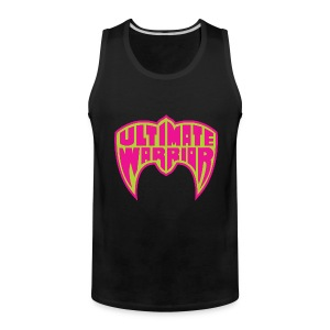 Ultimate Warrior Classic Logo Tank Top - Men's Premium Tank