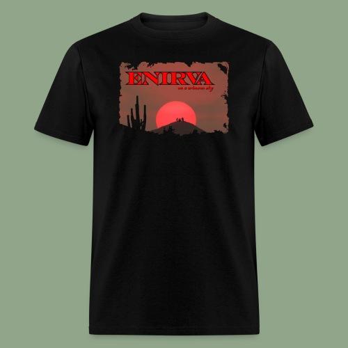 Enirva - Crimson Sky T-Shirt (men's) - Men's T-Shirt