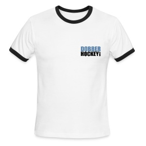 DobberHockey Ringer - Men's Ringer T-Shirt
