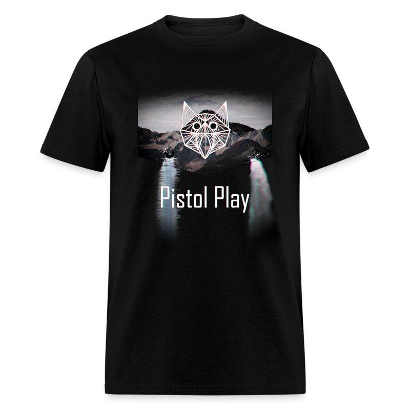 mountain tshirt - Men's T-Shirt