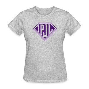 IPJL Womens Tee-purple (private) - Women's T-Shirt