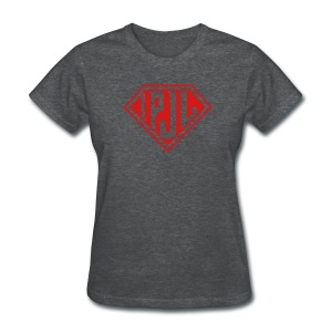IPJL Womens Tee-red (private) - Women's T-Shirt