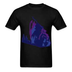 Nosferatu T-Shirt Flex Print horror - Men's T-Shirt