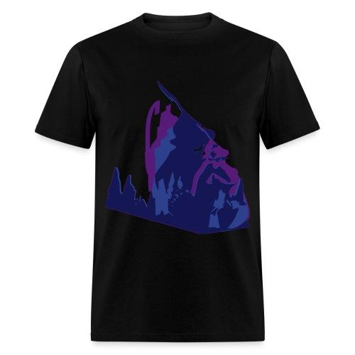 Nosferatu T-Shirt Flex Print horror - Men's T-Shirt