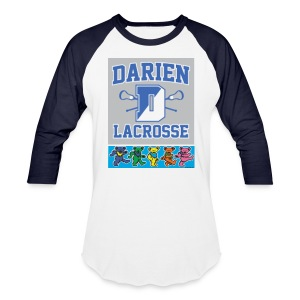 dhs girls lax - Baseball T-Shirt