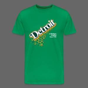 A Michigan Original - Men's Premium T-Shirt