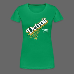 A Michigan Original - Women's Premium T-Shirt