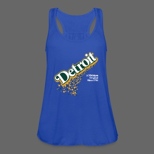 A Michigan Original - Women's Flowy Tank Top by Bella