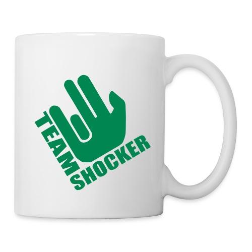 team shocker - Coffee/Tea Mug