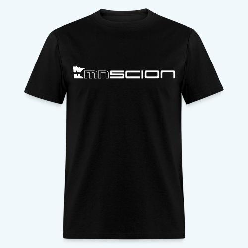 Men's T- Shirt Front logo only (White logo) - Men's T-Shirt