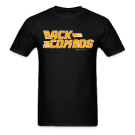 T-Shirts ~ Men's T-Shirt ~ Back To The Combos