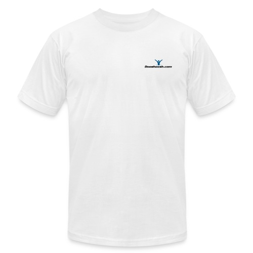 Men's Fine Jersey T-Shirt - This is the front design