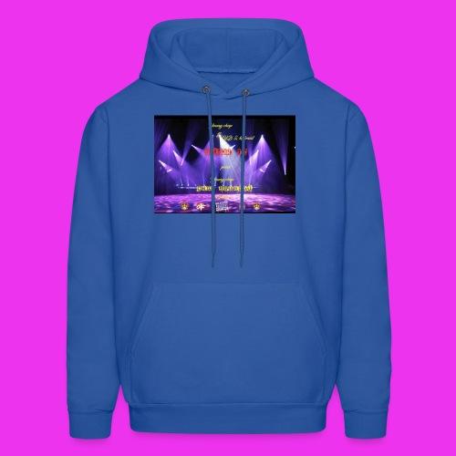 show it sweatshirt - Men's Hoodie