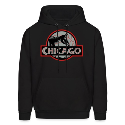 Men's Hoodie - Combination of the best team and movie of the 90's.