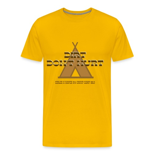 Circle X Ranch Mens - Men's Premium T-Shirt