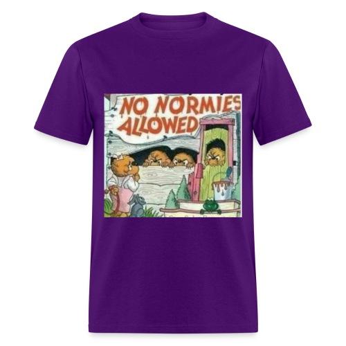 No Normie Gang - Men's T-Shirt