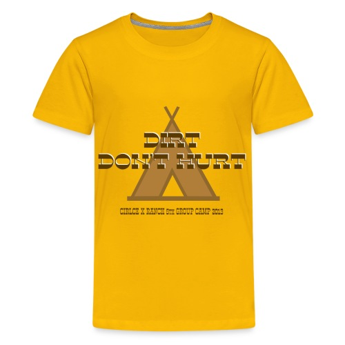 Circle X Ranch Ladies - Kids' Premium T-Shirt