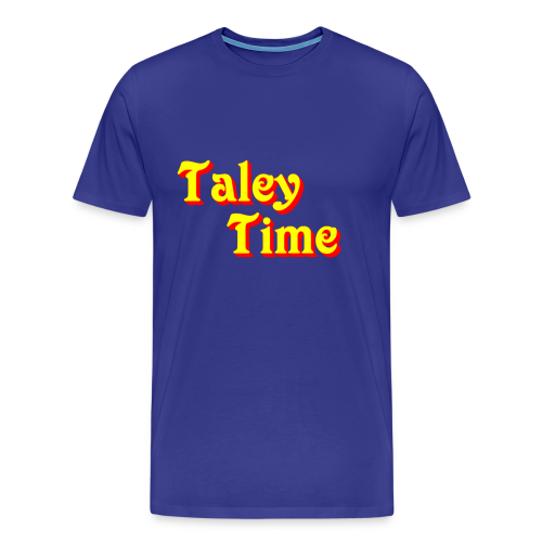 Taley Time Men's Shirt - Men's Premium T-Shirt