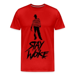Stay Woke - Men's Premium T-Shirt