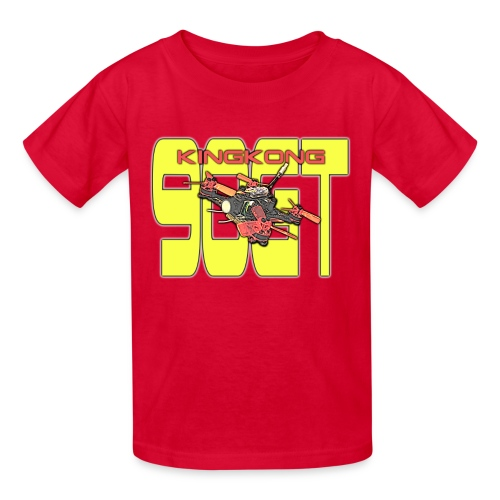 FPV - 90GT - King of Beasts (Youth) - Kids' T-Shirt