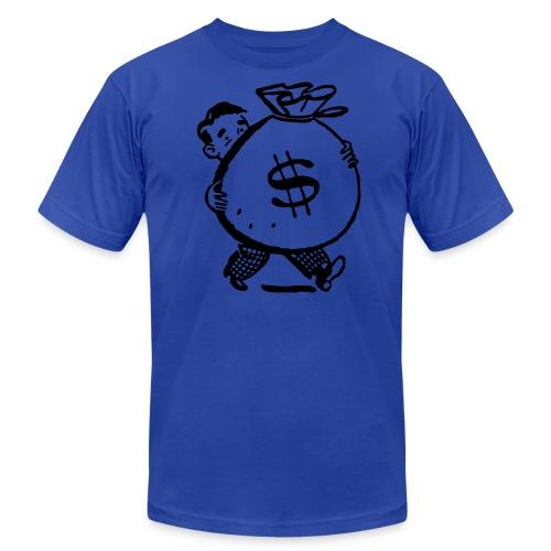 make money - Men's  Jersey T-Shirt