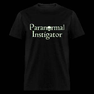 Paranormal Instigator Glow in the Dark Tee - Men's T-Shirt