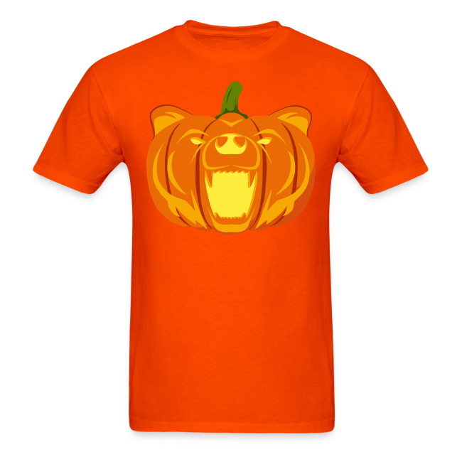 Pumpkin Bear Tee