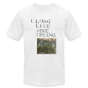 SFSM - LLDT - Men's Fine Jersey T-Shirt