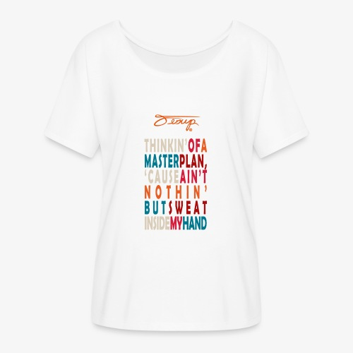 FESUP And Pay Homage (FAPH) Women's Flowy T-Shirt - Women's Flowy T-Shirt
