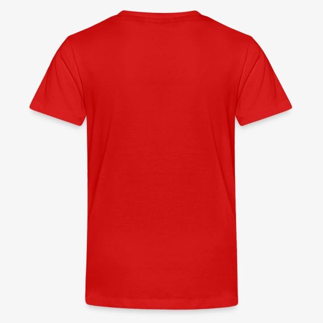 Social Blade Red Kids Premium T-Shirt