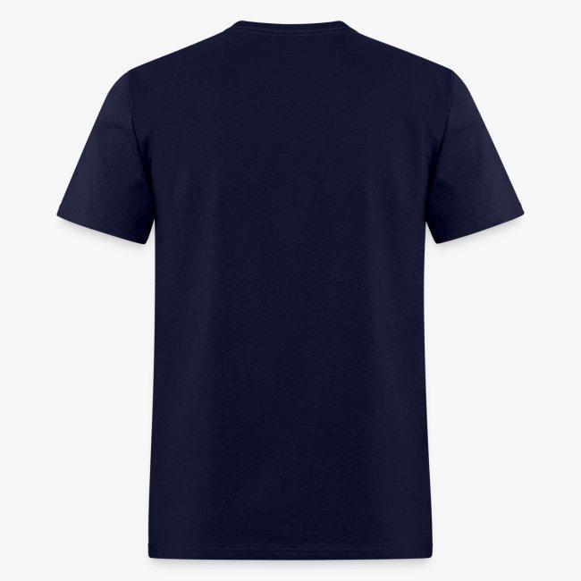 Social Blade Orange and Green Traditional Logo T-Shirt