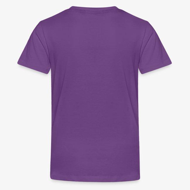 Social Blade Orange & Green Kids Premium T-Shirt