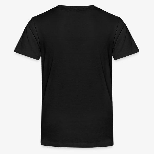 Kids Social Blade Traditional Logo T-Shirt