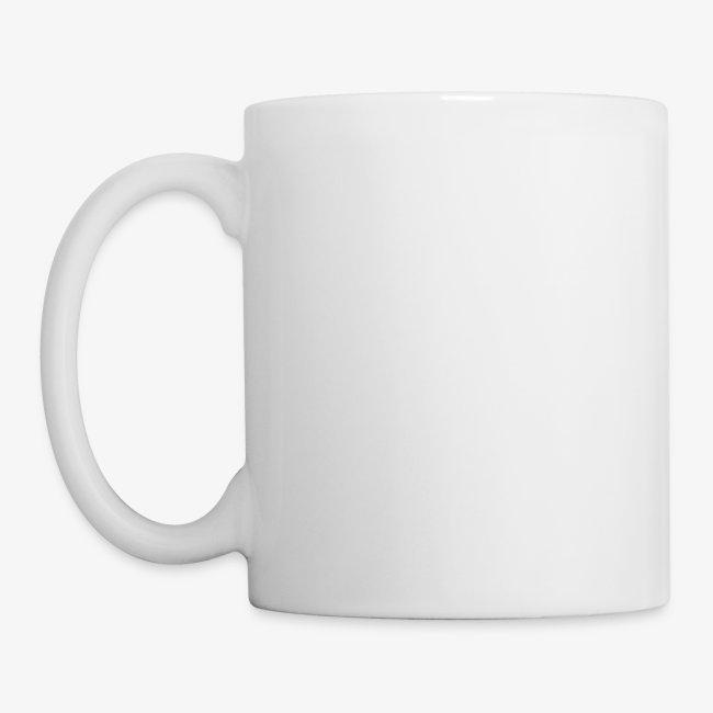 Social Blade White Mug