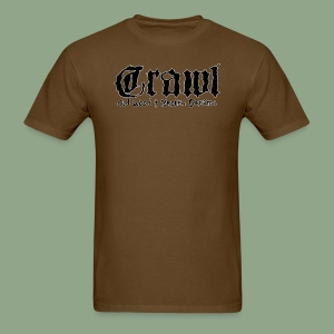 Crawl - Old Wood T-Shirt (men's) - Men's T-Shirt
